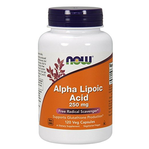 Alpha Lipoic Acid for MDMA